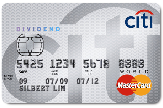 Citibank and MasterCard Launch New Cash Back Credit Card to Meet