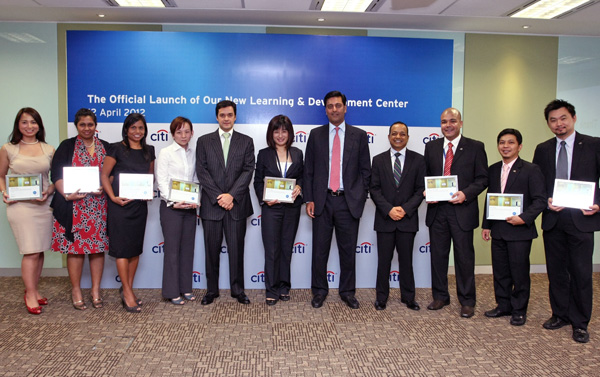 Citibank's New Learning & Development Center to Increase Talent