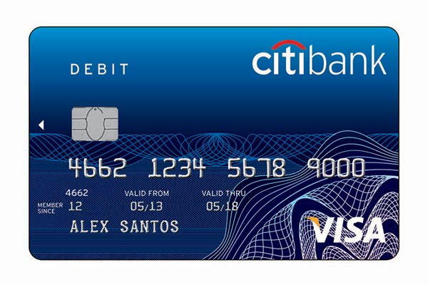 Citi philippines launches debit card for banking clients reheart Choice Image